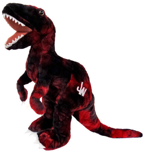 Jurassic World Velociraptor 12-Inch Plush [Red]