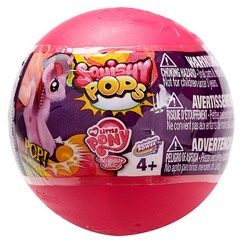 My Little Pony Squishy Pops Series 1 Mystery Pack