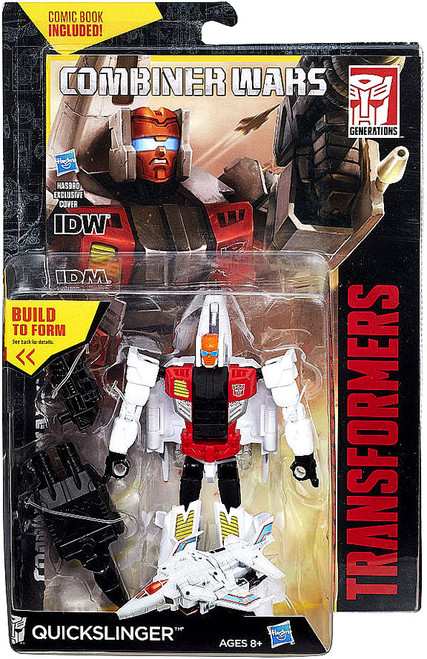 Transformers Generations Combiner Wars Quickslinger Deluxe Action Figure [Aerialbot]