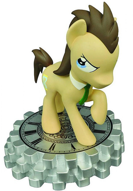My Little Pony Friendship is Magic Dr. Whooves 7-Inch Vinyl Bank Statue