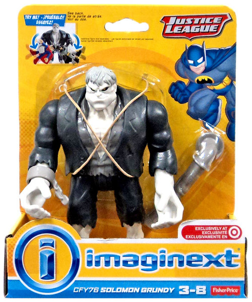 Fisher Price DC Super Friends Imaginext Solomon Grundy Exclusive 3-Inch Figure