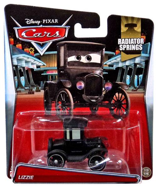 Disney / Pixar Cars Radiator Springs Lizzie Diecast Car #19/19