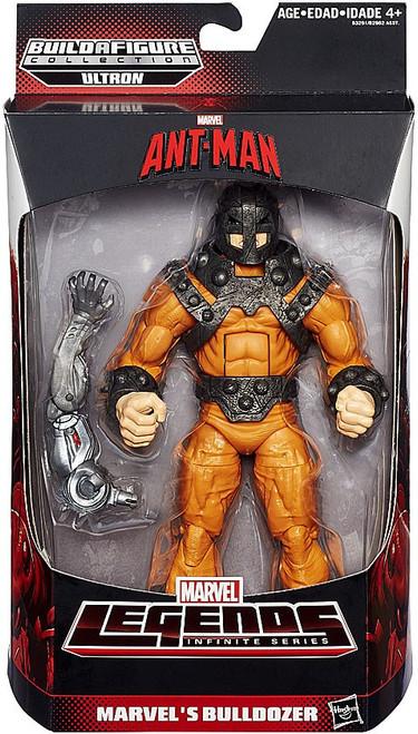 Ant Man Marvel Legends Ultron Series Marvel's Bulldozer Action Figure