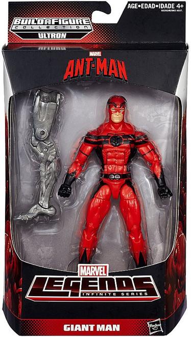 Marvel Legends Ultron Series Giant Man Action Figure