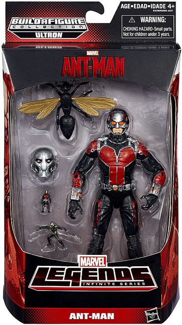 Ant Man Marvel Legends Ultron Series Ant-Man Action Figure
