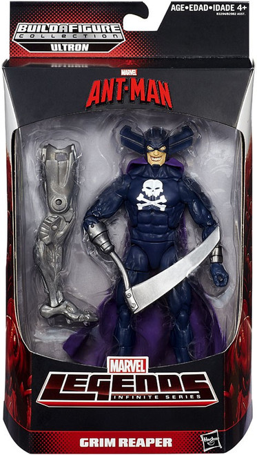 Ant Man Marvel Legends Ultron Series Grim Reaper Action Figure