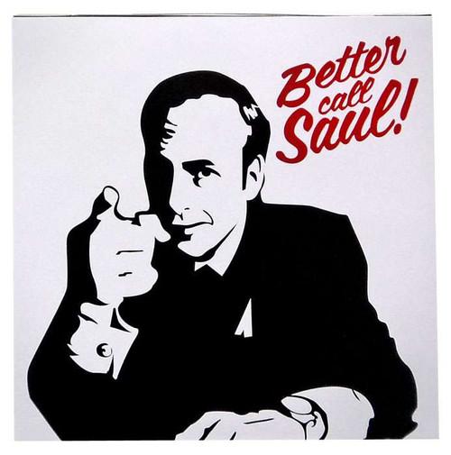 Breaking Bad Better Call Saul Saul Goodman Exclusive Action Figure [Brown Suit]