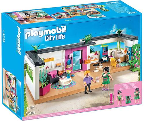 Playmobil City Life Guest Suite Set #5586
