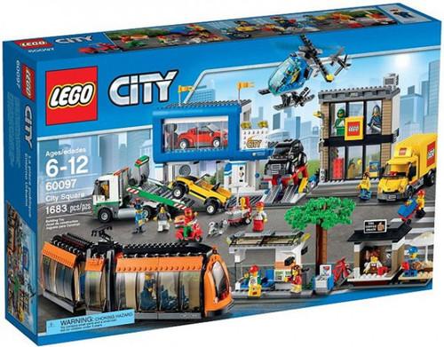 LEGO City Square Set #60097