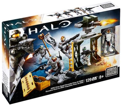 Mega Bloks Halo UNSC Victor Squad Set #38376