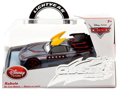 Disney / Pixar Cars Chaser Series Kabuto Exclusive Diecast Car