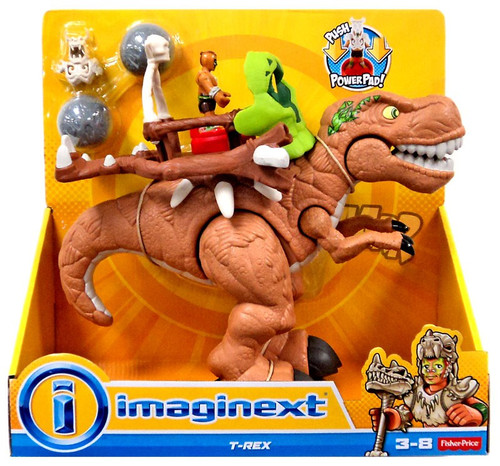 Fisher Price Imaginext T-Rex Action Figure