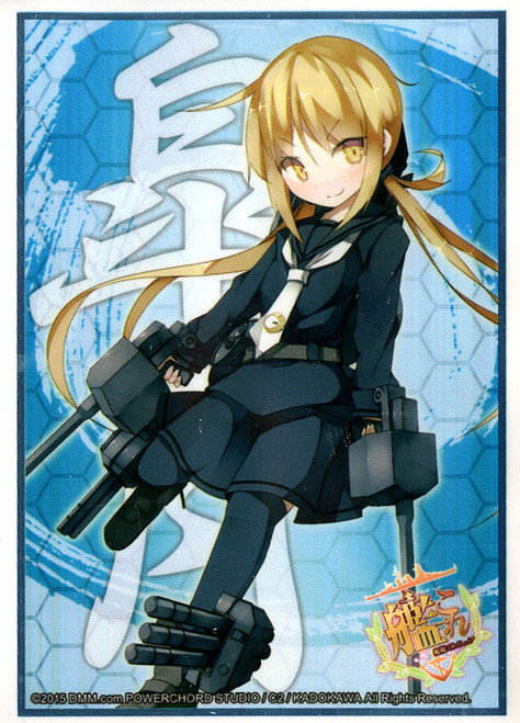Weiss Schwarz Trading Card Game Satsuki Card Sleeves #821 [60 Count]
