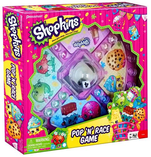Shopkins Pop 'N' Race Game