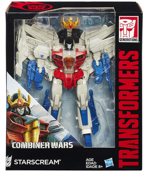 Transformers Generations Combiner Wars Starscream Leader Action Figure [Leader]