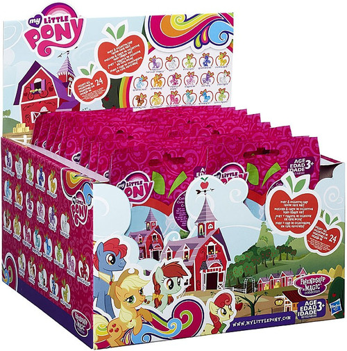 My Little Pony PVC Series 13 Mystery Box [24 Packs]