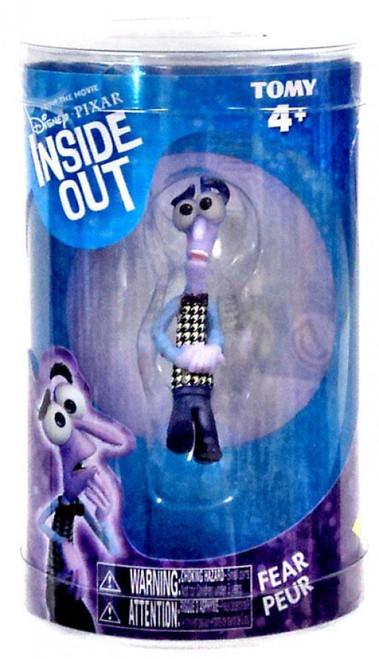 Disney / Pixar Inside Out Fear 2-Inch Mini Figure