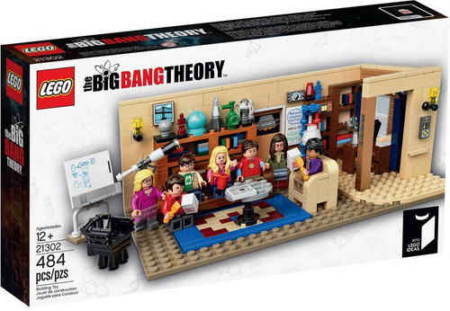 LEGO Ideas The Big Bang Theory Set #21302