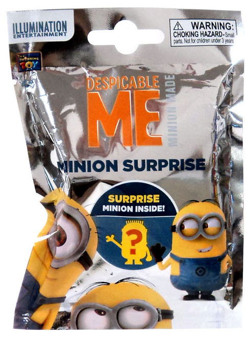 Despicable Me Minion Made Minion Surprise Mini PVC Figure Mystery Pack [Minion Made]