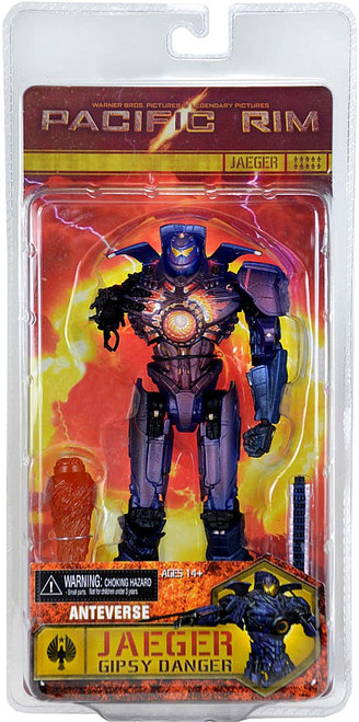 NECA Pacific Rim Anteverse Gipsy Danger Exclusive Action Figure