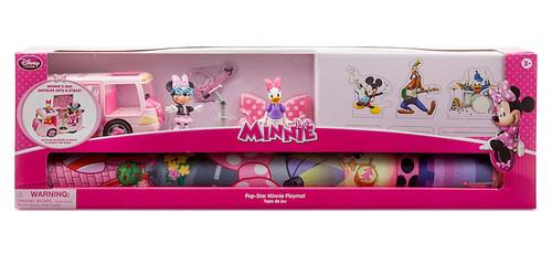 Disney Pop-Star Minnie Mouse Playmat Playset