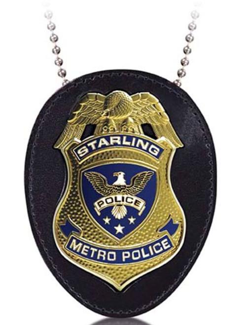 Arrow Starling City Police Badge 3.5-Inch Prop Replica
