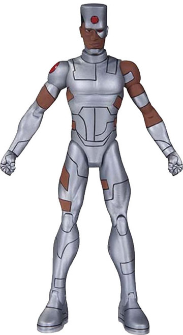 DC Teen Titans Designer Terry Dodson Series 1 Cyborg Action Figure [Earth One]