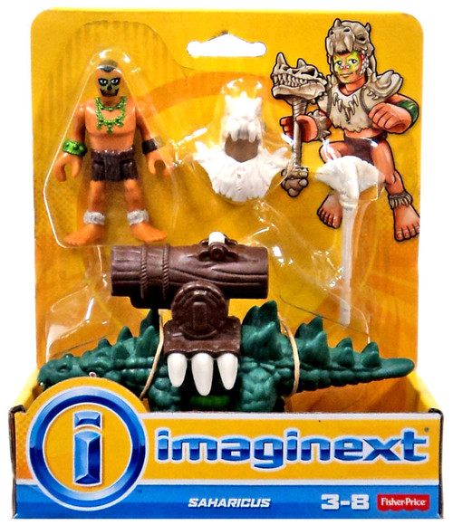 Fisher Price Imaginext Saharicus Action Figure