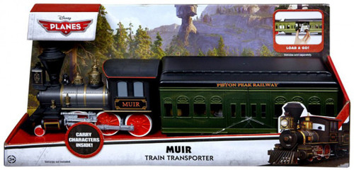 Disney Planes Muir Train Transporter Vehicle