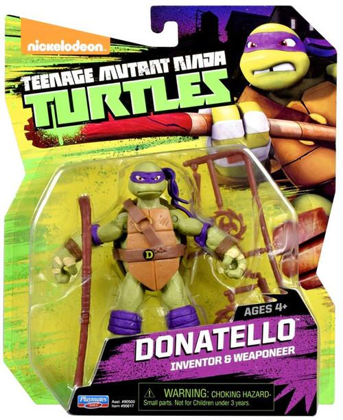 Teenage Mutant Ninja Turtles Nickelodeon Donatello Action Figure [Inventor & Weaponeer]