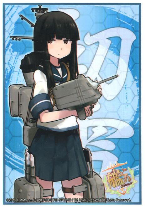 Weiss Schwarz Trading Card Game Hatsuyuki Card Sleeves #841 [60 Count]