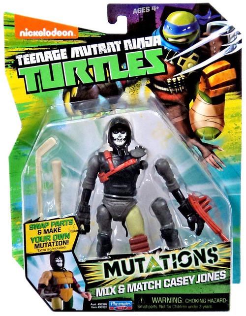 Teenage Mutant Ninja Turtles Nickelodeon Mutations Mix & Match Casey Jones Action Figure