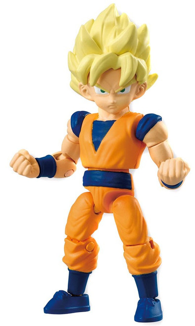Dragon Ball Z Dragon Ball Kai 66 Action Son Goku Action Figure #1