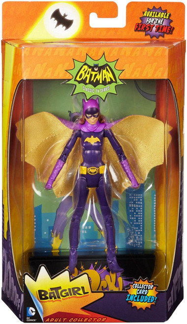 Batman 1966 TV Series Series 2 Batgirl Exclusive Action Figure