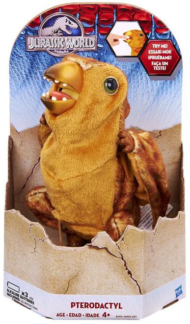 Jurassic World Hatchlings PTERODACTYL Deluxe Plush