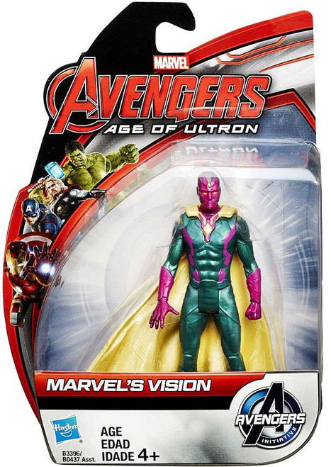 Marvel Avengers Age of Ultron All Stars Vision Action Figure