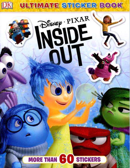 Disney / Pixar Inside Out Ultimate Sticker Album