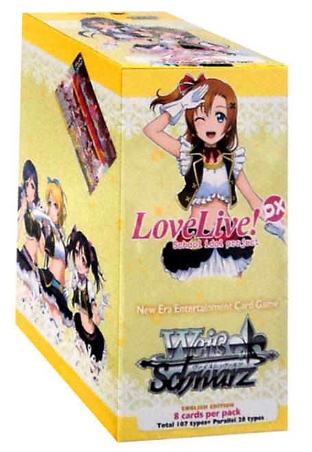 Weiss Schwarz Love Live! DX Booster Box [20 Packs]
