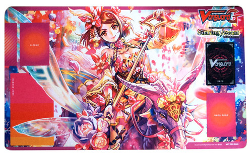 Cardfight Vanguard Card Supplies Soaring Ascent Playmat
