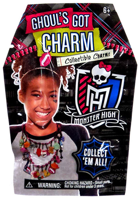 Monster High Ghoul's Got Charm Collectible Charm Mystery Pack