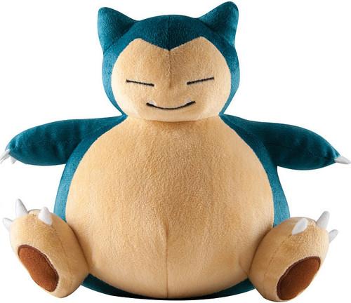 Pokemon Snorlax 10-Inch Large Plush [Boxed]