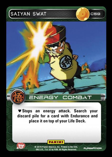 Dragon Ball Z Movie Collection Common Saiyan Swat C59