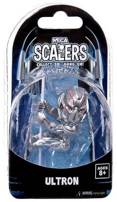 Marvel Avengers Age of Ultron NECA Scalers Ultron 3.5-Inch Vinyl Figure