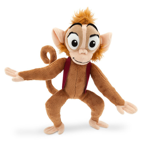 Disney Aladdin Abu Exclusive 12-Inch Medium Plush [Monkey]