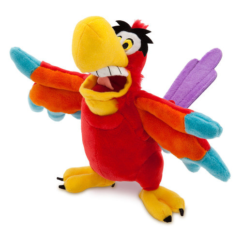 Disney Aladdin Iago Exclusive 7-Inch Plush Doll