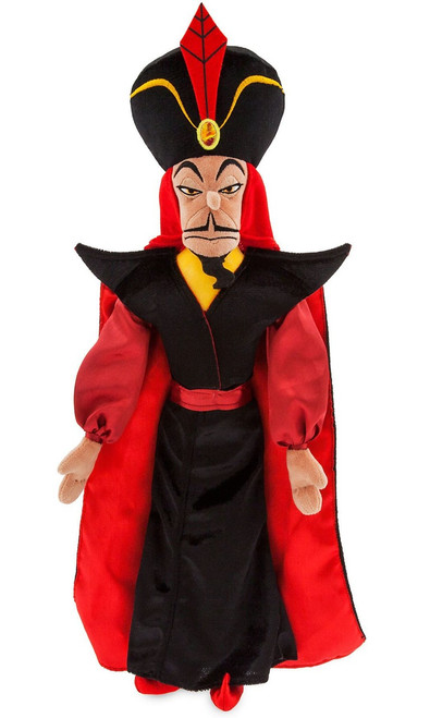 Disney Aladdin Jafar Exclusive 21-Inch Plush Doll