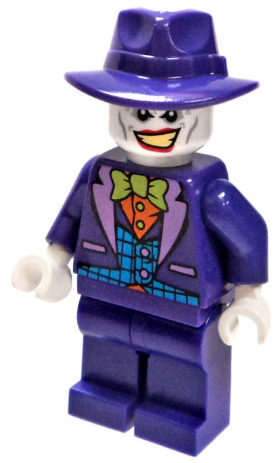 LEGO DC The Joker in Purple Suit Minifigure [No Accessories Loose]