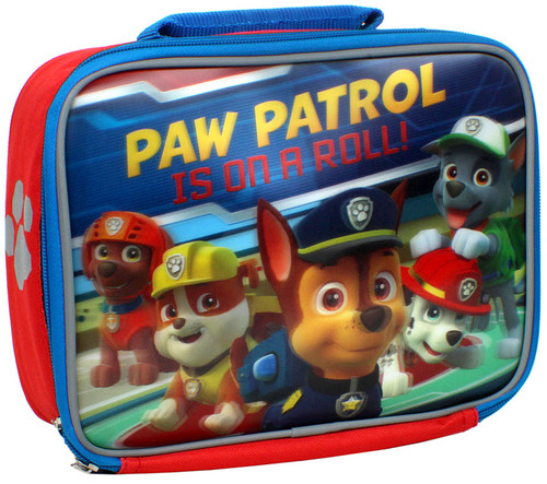 Paw Patrol Is on a Roll Lunch Tote