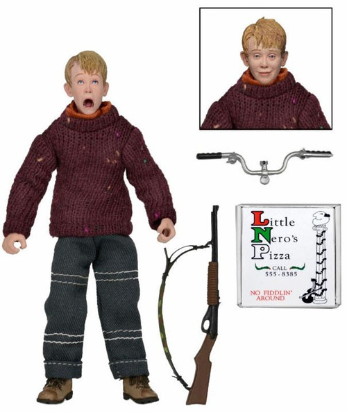 NECA Home Alone Kevin Retro Action Figure (Pre-Order ships November)