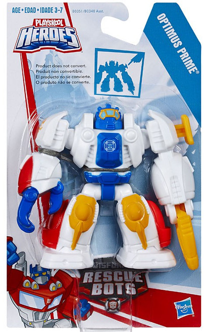 Transformers Playskool Heroes Rescue Bots High Tide Action Figure [2015]